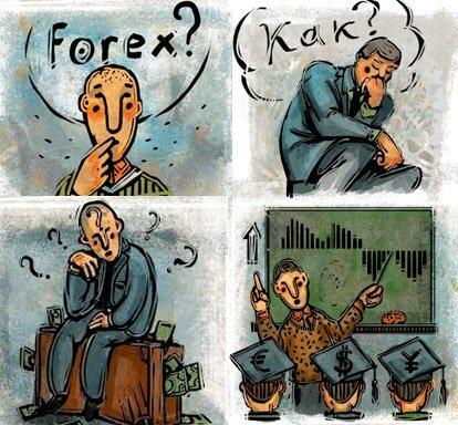С чего начать работу на Форекс начинающим?